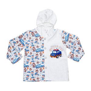 Áo Khoác Nón Bông Hello Baby Trắng Size 5 (Giao Mẫu Ngẫu Nhiên) an0705