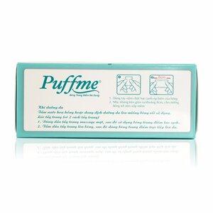 Bông Tẩy Trang Puffme 80 Miếng