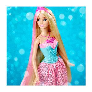 Búp Bê Công Chúa Tóc Dài Barbie (Mẫu Ngẫu Nhiên)