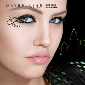 Bút Kẻ Mắt Nước Nét Mảnh Maybelline Hyper Sharp Laser 0.5g