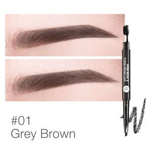 Chì Kẻ Chân Mày Cathy Doll 01 Grey Brown 0.28g