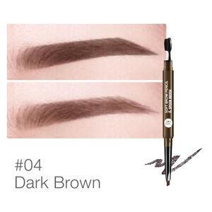 Chì Kẻ Chân Mày Cathy Doll 04 Dark Brown 0.28g