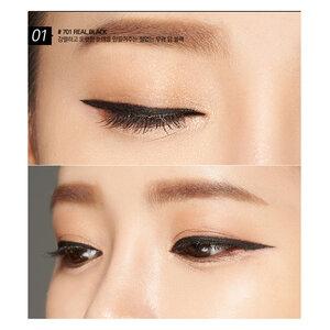 Chì Kẻ Mắt B.O.M 701 Real Black