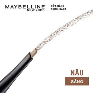 Chì Kẻ Mày 2 Đầu Maybelline Light Brown 0.16g