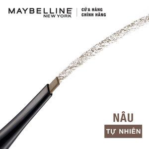 Chì Kẻ Mày 2 Đầu Maybelline Màu Nâu Tự Nhiên Natural Brown 0.16g
