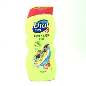 Sữa Tắm Gội Cho Bé Dial Hương Dưa Hấu - 355ml