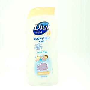 Sữa Tắm Gội Cho Bé Hương Đào 355ml