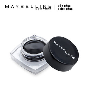 Gel Kẻ Mắt Maybelline Lâu Trôi Màu Đen 01 Black 3g