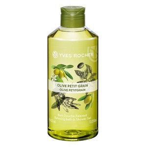 Gel Tắm Yves Rocher Dưỡng Da Chiết Xuất Olive 400ml