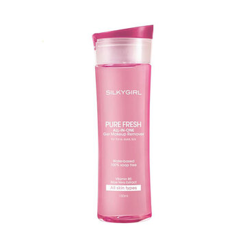 Silkygirl Pure Fresh Gel Make up Remover Нүүр цэцвэрлэгч