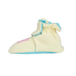 Giày Vải Hộp Vườn Xuân Vàng (v002)