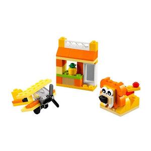 Hộp Lắp Ráp LEGO Classic Màu Cam 10709