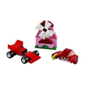 Hộp Lắp Ráp LEGO Classic Màu Đỏ 10707
