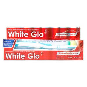 Kem Đánh Răng White Glo Làm Sáng Răng 150g