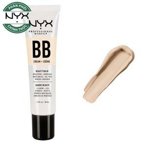 Kem Trang Điểm BB NYX Màu Nude BBCR01 30ml