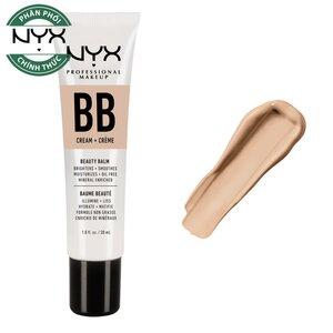 Kem Trang Điểm BB NYX Natural BBCR02 Màu Tự Nhiên 30ml