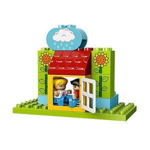 Lắp Ráp LEGO Khu Vườn Đầu Tiên Của Bé 10819