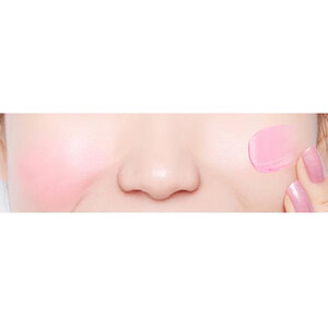 Má Hồng Dạng Kem Bbia Màu Hồng 01 Downy Pink 3.5g