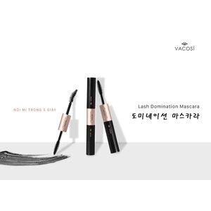 Mascara 2 Đầu Vacosi Làm Dài & Cong Mi