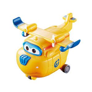 Máy Bay Biến Hình Robot Mini - Donnie Thông Minh Supper Wings