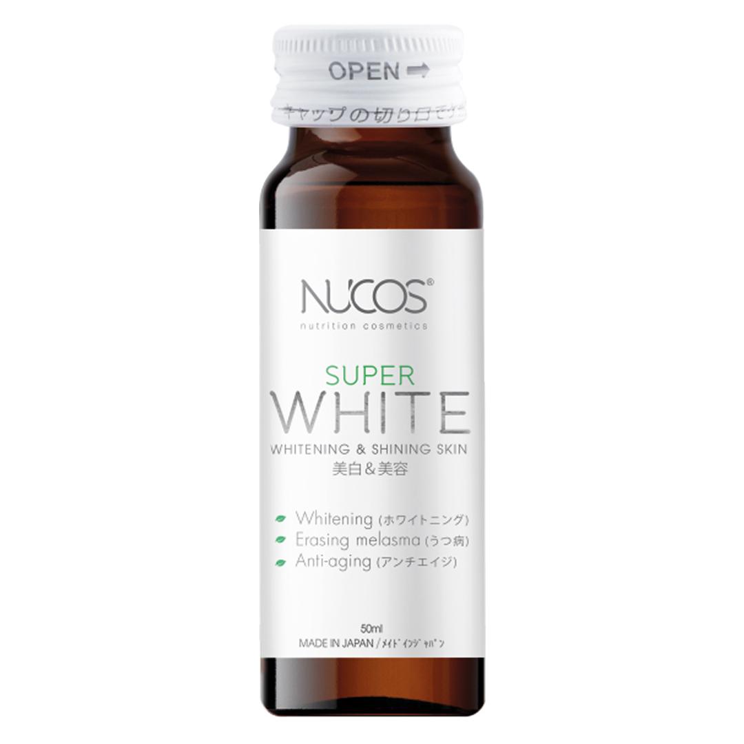 Quà tặng: Nucos Super White 1 Chai Trị Giá 120K (SL có hạn)