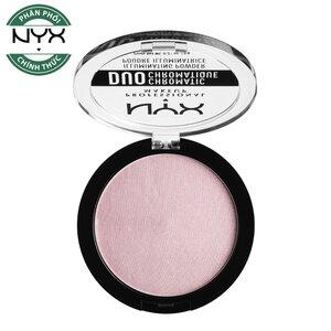 Phấn Bắt Sáng Hightlight NYX Màu Tím Pastel Lavender Steel DCIP02 6g