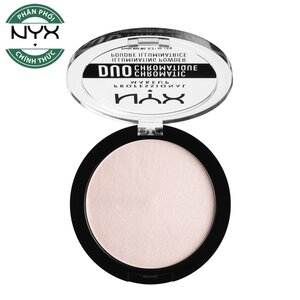 Phấn Bắt Sáng Hightlight NYX Pastel Snow Rose DCIP04 6g