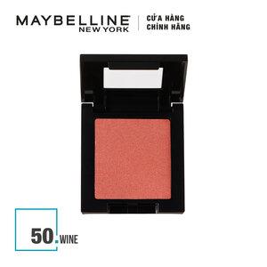 Phấn Má Hồng Maybelline Màu Đỏ Rượu 50 Wine 4.5g