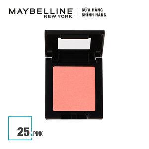 Phấn Má Hồng Maybelline Màu Hồng 25 Pink 4.5g