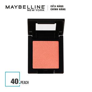 Phấn Má Hồng Maybelline Màu Hồng Đào 40 Peach 4.5g