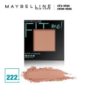 Phấn Phủ Mịn Lì Fit Me Maybeline 222 True Beige