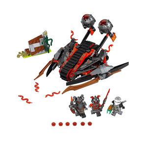Phi Thuyền Đột Nhập Lego