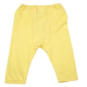 Quần Dài Đáp Đũng Lullaby Màu Vàng Size 3M (NH04-11)