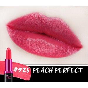 Son Màu Chuẩn Lì Màu Đỏ Hồng 925 Peach Perfect - 3.9g