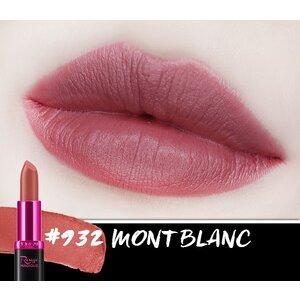 Son Màu Chuẩn Lì Màu Nude 932 Mont Blanc - 3.9g
