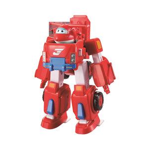 Robot Biến Hình Kết Hợp Xe Cứu Hộ Nhỏ  - Jett Tia Chớp Supper Wings