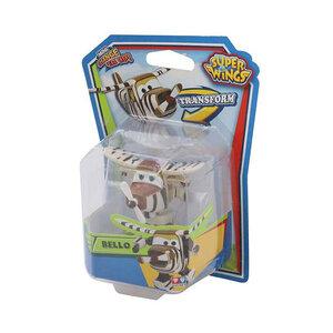 Robot Biến Hình Máy Bay Mini  - Bello Hoang Dã Supper Wings