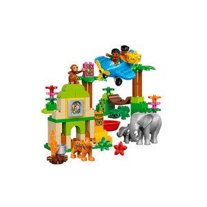 Rừng Rậm Hoang Dã Lego