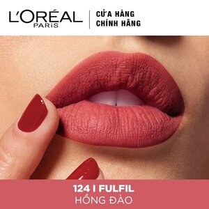 Son Kem Lì L'Oreal 124 I Fulfil 7ml