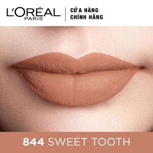 Son Kem Lì Lâu Trôi L'Oreal 844 Sweet Tooth 6.3ml