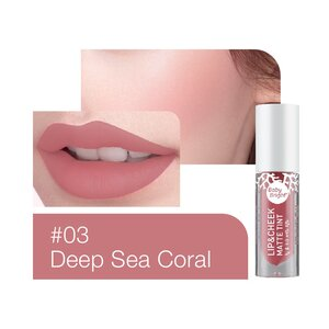 Son Kem & Má Hồng Baby Bright 03 Deep Sea Coral 2.4g