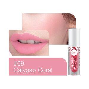 Son Kem & Má Hồng Baby Bright 08 Calypso Coral 2.4g