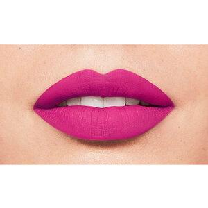 Son Lì Dạng Kem Bourjois Màu Tím 06 Pink Pong 7.7ml