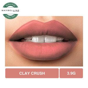 Son Lì Lâu Trôi Maybelline Creamy Matte 656 Clay Crush 4.2g