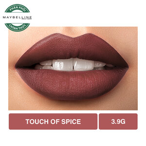Son Lì Lâu Trôi Maybelline Creamy Matte 660 Touch Of Spice 4.2g