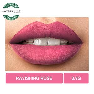 Son Lì Lâu Trôi Maybelline Creamy Matte 670 Ravishing Rose 4.2g