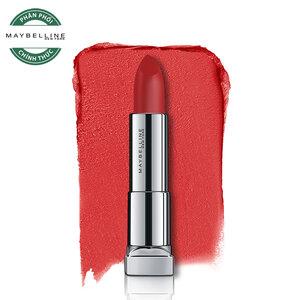 Son Lì Mềm Môi Màu Đỏ Maybelline Powder Matte MRD09 Get Red-dy 3.9g