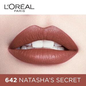 Son Lì Mượt Môi L'Oreal Paris 642 Natasha's Secret 3.7g