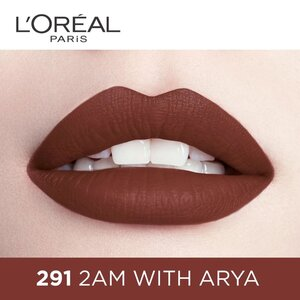Son Lì Mượt Môi L'Oreal Paris 291 2AM With Arya 3.7g