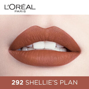 Son Lì Mượt Môi L'Oreal Paris 292 Shellie's Plan 3.7g